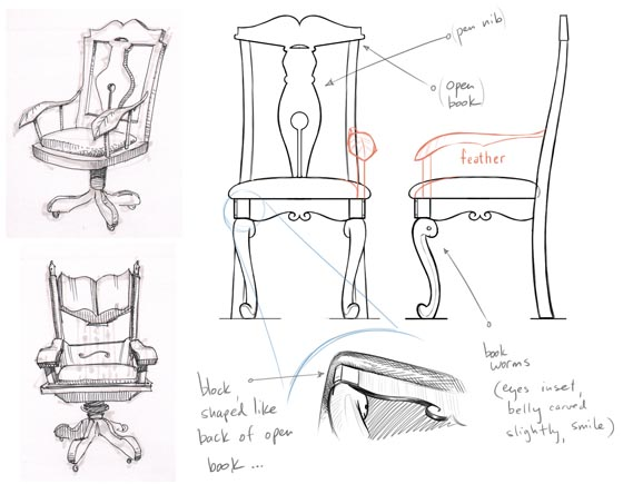Diploma in Furniture Design